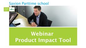 Thumbnail for entry Webinar Product Impact Tool
