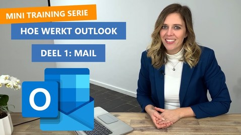 Thumbnail for entry Outlook Mail - Basis