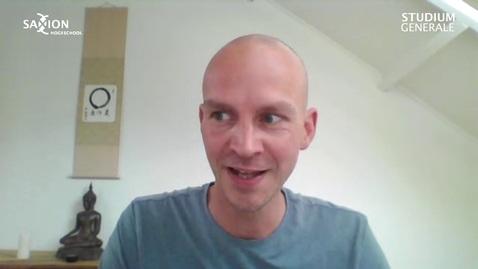 Thumbnail for entry Webinar: Identiteitspolitiek belicht vanuit het Boeddhisme