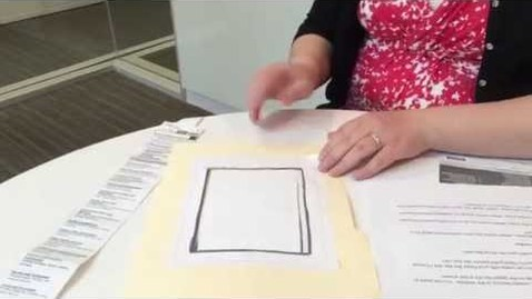 Thumbnail for entry OTP08 - How to Make a Mobile Paper Prototype