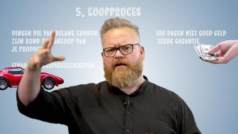 Thumbnail for entry Stap 10: Marketingcommunicatiedoelstelling