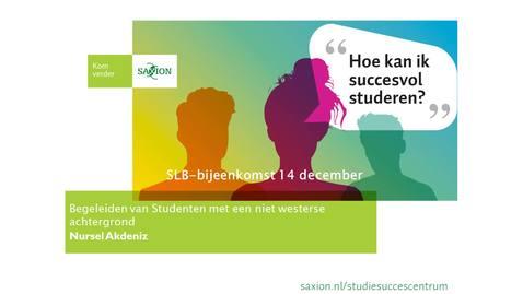 Thumbnail for entry Begeleiden van Studenten met een niet westerse achtergrond