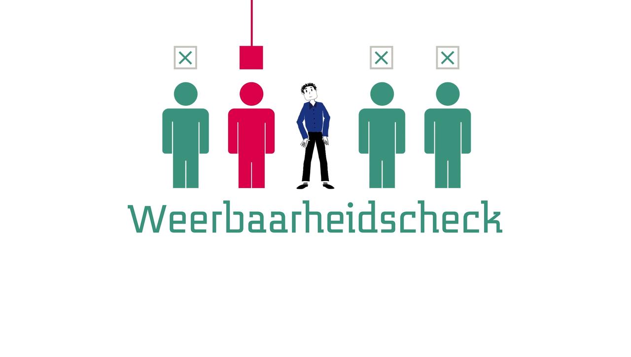 Instructievideo bij de weerbaarheidscheck voor politieke partijen