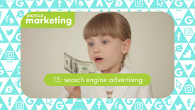 Thumbnail for entry Digitale Marketing 15: search engine advertising