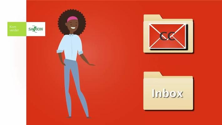 Office 365 - Gek van de CC mails?
