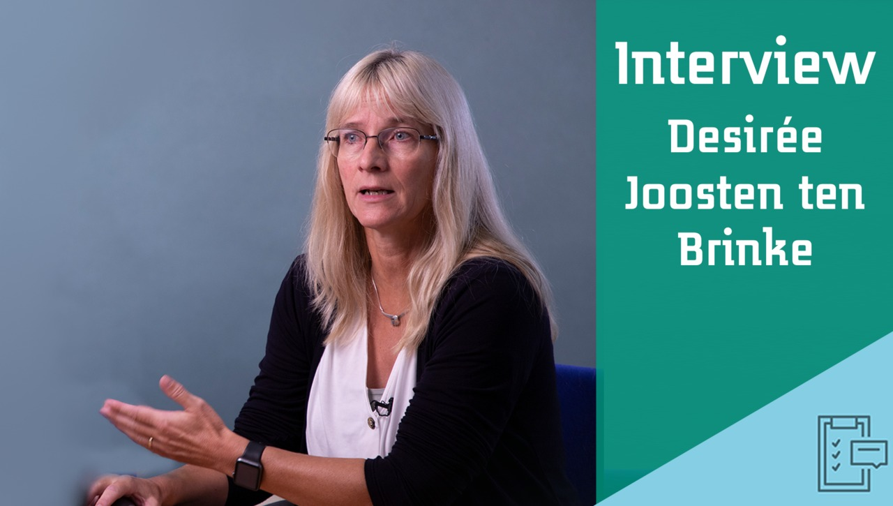 Interview Eduxion met Desirée Joosten ten Brinke