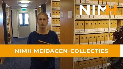 Thumbnail for entry NIMH Meidagen-collecties online raadpleegbaar