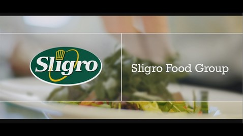 Thumbnail for entry Sligro Food Group bedrijfsfilm 2019