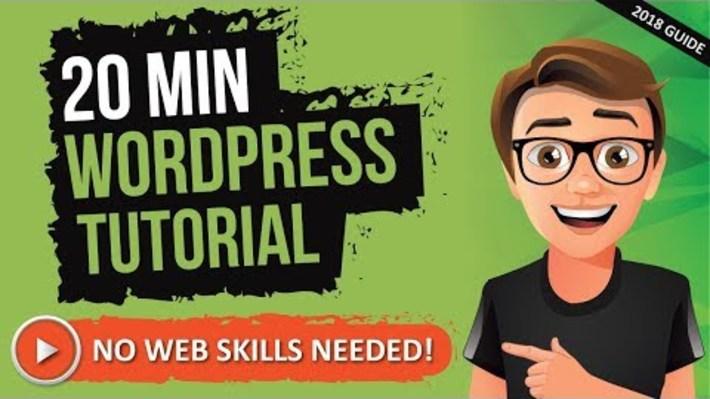 OBKM06 - WordPress Tutorial For Beginners [20 MIN GUIDE]