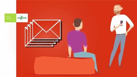 Thumbnail for entry Office 365 - Lees de mail maar één keer