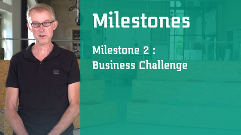 Thumbnail for entry Milestone 2: Business Challenge