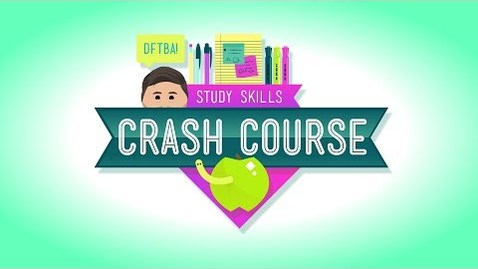 Thumbnail for entry Crash Course Study Skills Preview