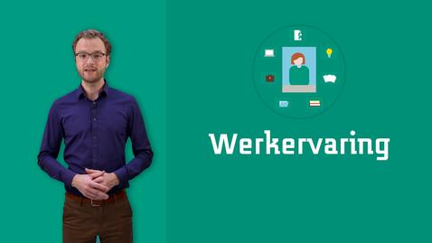 Thumbnail for entry Valideren relevante werkervaring