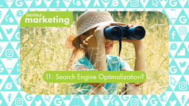 Thumbnail for entry Digitale Marketing 11: Search Engine Optimalization?