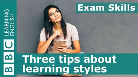 Thumbnail for entry Exam Skills: 3 tips about learning styles