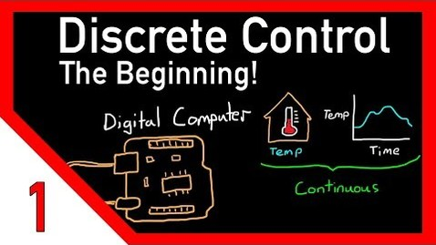 Thumbnail for entry OMT24 - Discrete control #1: Introduction and overview