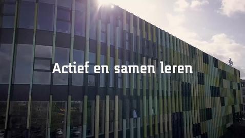 Thumbnail for entry SOM: Actief en samen leren