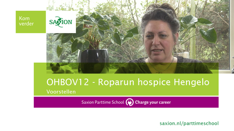 Thumbnail for entry OHBOV12 hospice - voorstellen