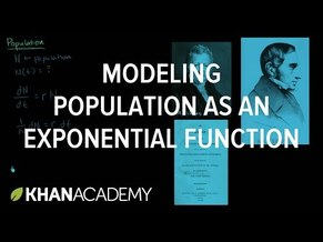 OMT16 - Modeling population as an exponential function