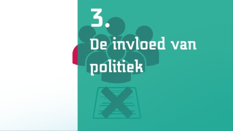 Thumbnail for entry 3/7 - De invloed van politiek