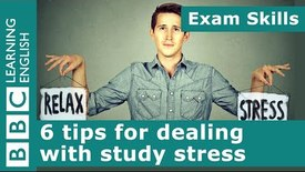 Thumbnail for entry Exam skills: 6 tips for dealing with study stress