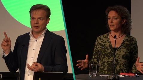 Thumbnail for entry De staat van onze verzorgingsstaat - met Pieter Omtzigt en Renske Leijten