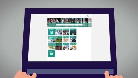 Thumbnail for entry De Saxion Selfservice Portal