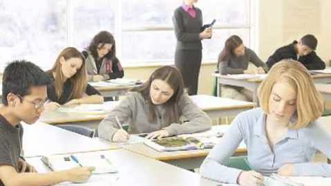 Thumbnail for entry Test Taking Strategies: Should You Change Your First Answer?