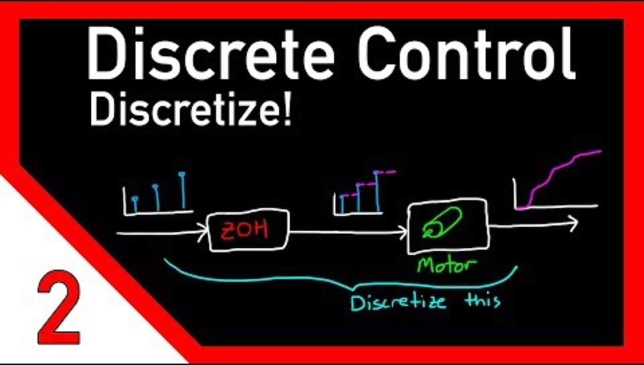 OMT24 - Discrete control #2: Discretize! Going from continuous to discrete domain