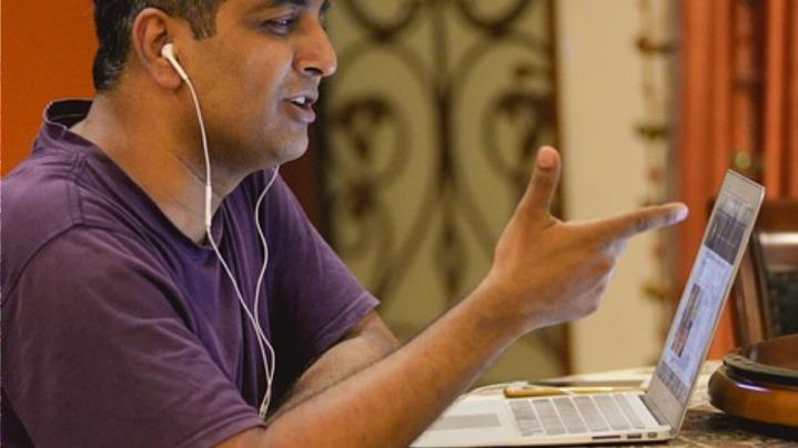Thumbnail for channel ICT&O Webinars Online Onderwijs
