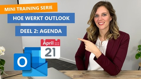Thumbnail for entry Outlook Agenda - Basis