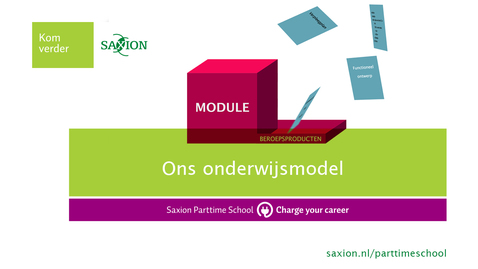 Thumbnail for entry Ons modulaire onderwijs