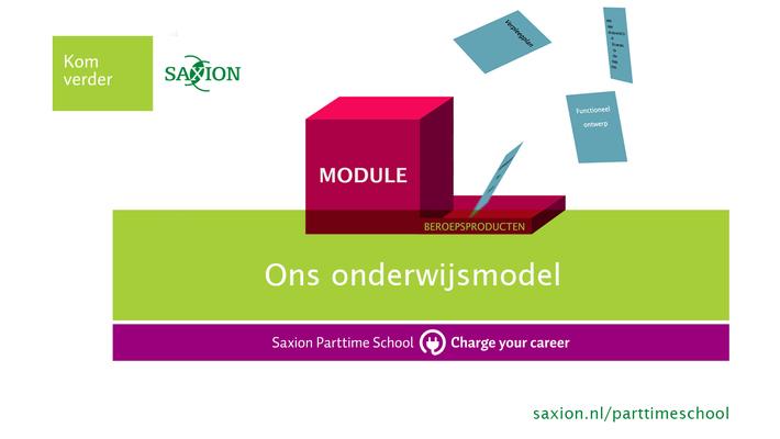 Ons modulaire onderwijs