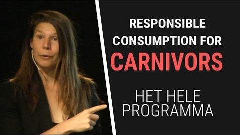Thumbnail for entry Studium Generale - Responsible Consumption for Carnivors