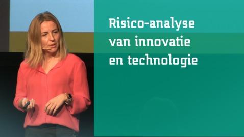 Thumbnail for entry Margriet Park: Risico-analyse van innovatie en technologie
