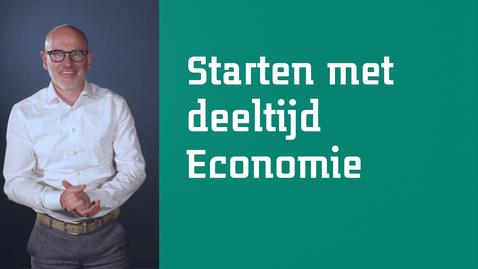 Thumbnail for entry Wat moet je echt even weten voordat je start met je deeltijdstudie – Economie