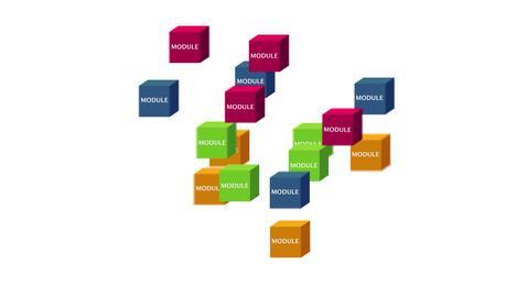 Thumbnail for entry Ons modulaire onderwijs - Korte versie