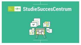 Thumbnail for entry Video over aanbod van het StudieSuccesCentrum voor eerstejaarsstudenten NL