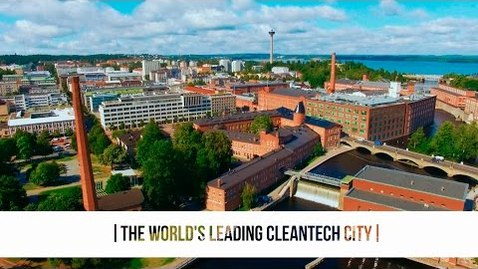 Thumbnail for entry BSK05 - Tampere, Finland - The World's Leading Cleantech City