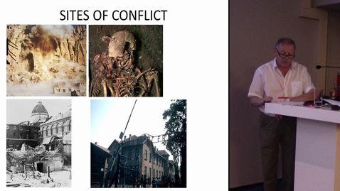 Thumbnail for entry Reaching out or reaching in? Making Conflict Archaeology relevant