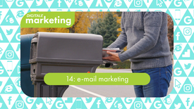 Thumbnail for entry Digitale Marketing 14: e-mail marketing