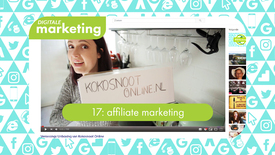 Thumbnail for entry Digitale Marketing 17: affiliate marketing