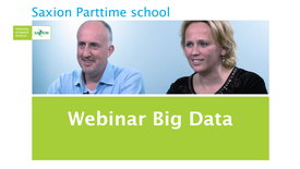Thumbnail for entry Webinar Big Data