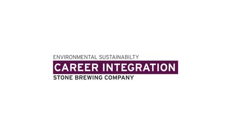 Thumbnail for entry ENV111 Week Two | Career Integration: Stone Brewing Company