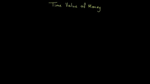 Thumbnail for entry Forbes Boot Camp: Time Value of Money