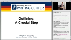 Thumbnail for entry Outlining Webinar Recording