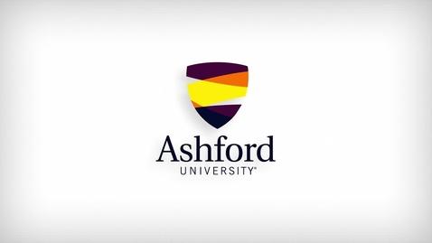 Thumbnail for entry Ashford University Women's Week: Erin Aldrich Shean