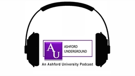 "Thumbnail for entry Ashford Underground Season 2: ""Behind The Podcast"""