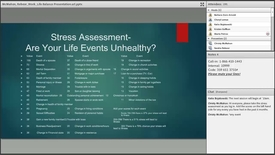 Thumbnail for entry Dr Christine McMahon and Sandra Rebeor:  Balancing Work-life Commitments