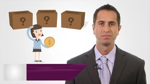 Thumbnail for entry PERSONAL FINANCE: EVALUATING OPTIONS